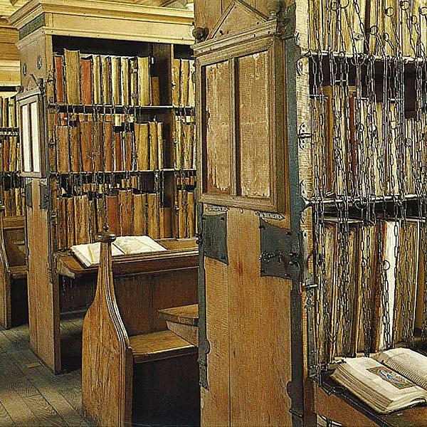 Mappa Mundi Library