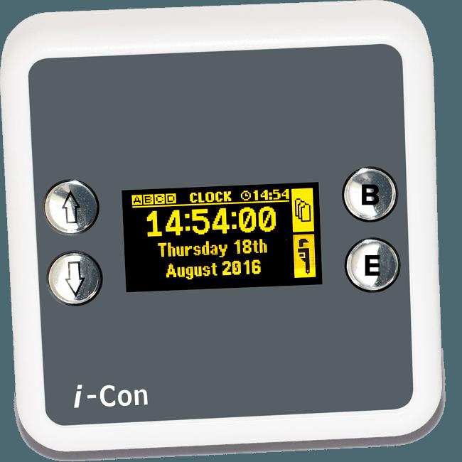i-Con System Controller GUI