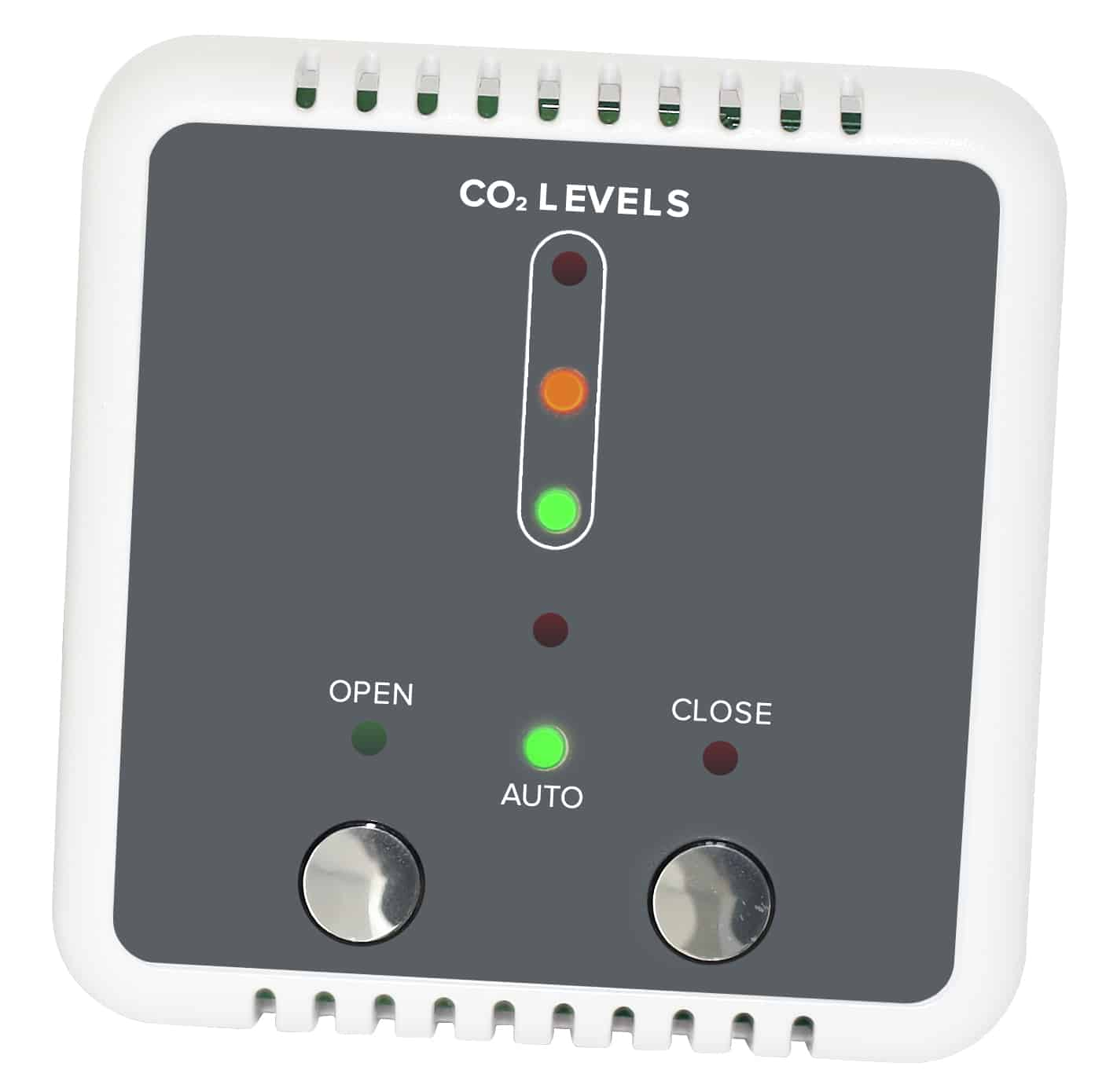 Natural Vent Control i-con CO2 Room Sensor Clarkson Controls