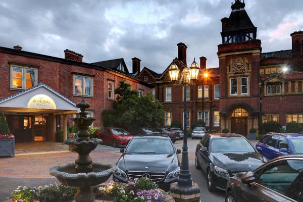 BCIA Member's Meeting Moor Hall Hotel Sutton Coldfield