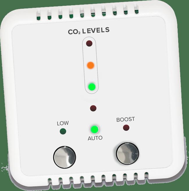 Clarkson Control i-Con System-Controller Sensor Q-Link WHITE