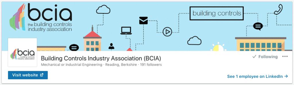 BCIA on Linkedin