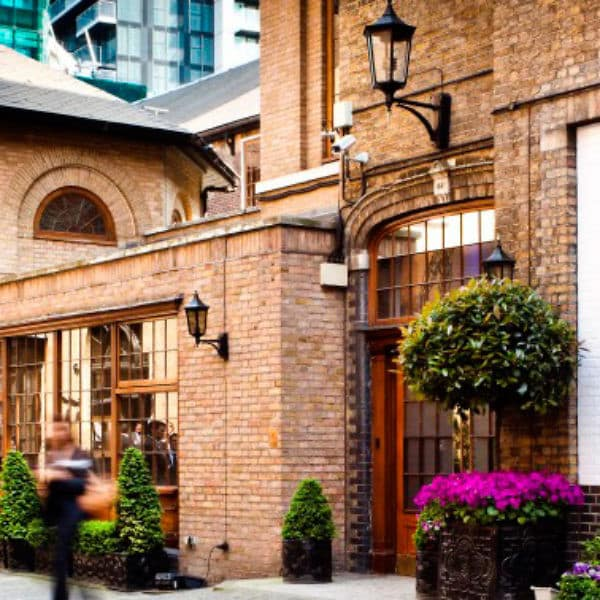 FETA Annual Luncheon 11th April 2019 The Brewery Chiswell Street London